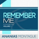Ananias Montague- Remember Me Vol. 1 (Songs From The Cross)