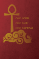 One Lord, One Faith, One Baptism - Hymnal Hardback Edition