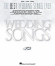 The Best Wedding Songs Ever  - Songbook
